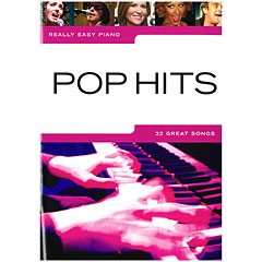 Music Sales Really Easy Piano - Pop Hits « Notenbuch