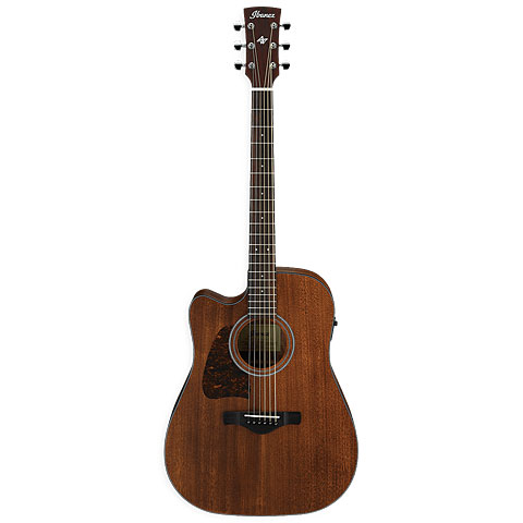 Guitare acoustique gaucher Ibanez AW54LCE-OPN