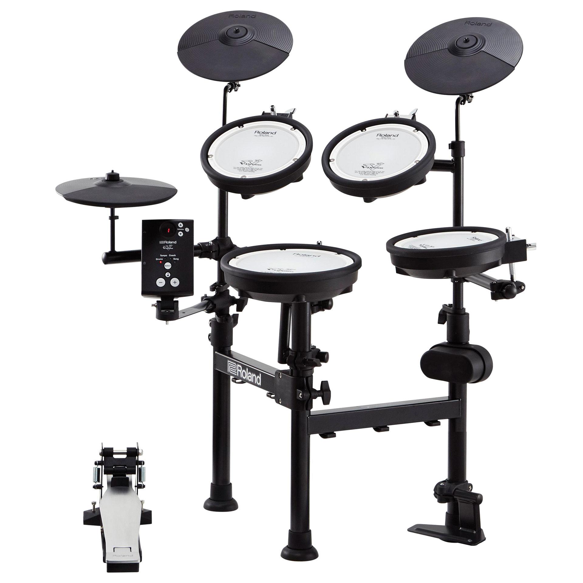 Roland Td 1kpx2 V Drums Portable Electronic Drum Kit