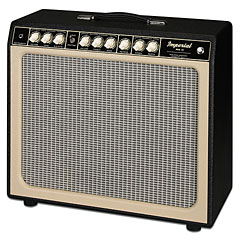 Tone King Imperial MKII Combo BLK « Ampli guitare, combo