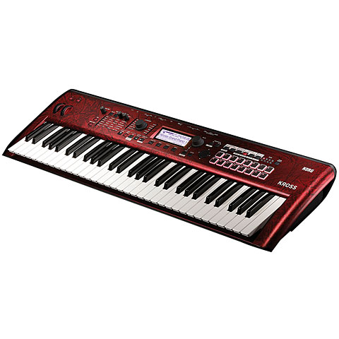 Korg Kross 2-61 RDM Limited Edition