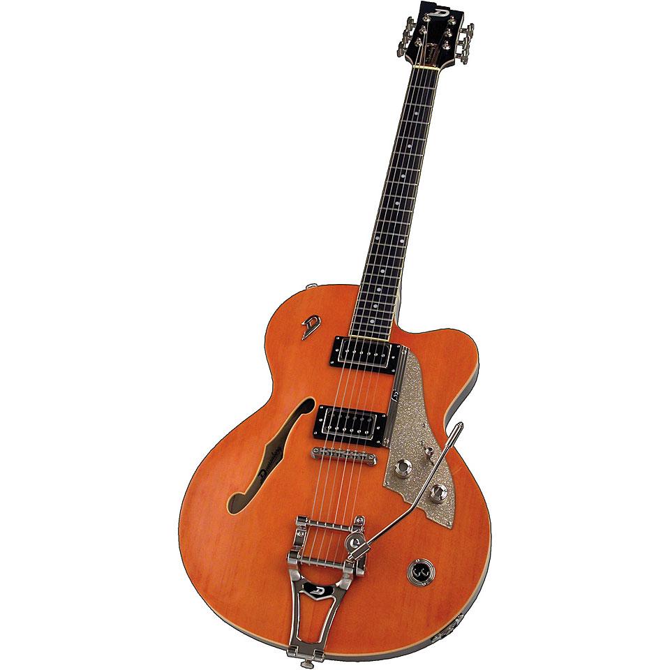 Duesenberg Carl Carlton Dcc To Trem 171 Electric Guitar