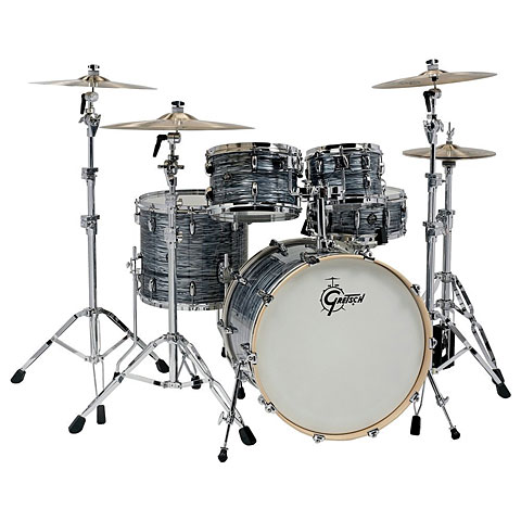 Gretsch Renown Maple 22  Silver Oyster Pearl