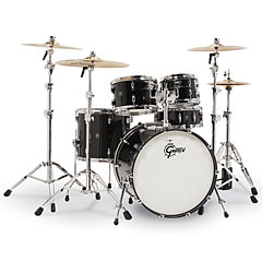 "Gretsch Drums Renown Maple 22"" Piano Black « Batterie acoustique"