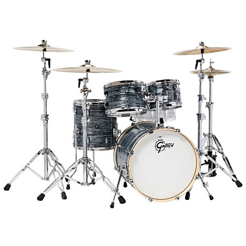 "Gretsch Drums Renown Maple 20"" Silver Oyster Pearl"