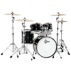 "Gretsch Drums Renown Maple 20"" Piano Black « Drum Kit"