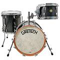 "Drum Kit Gretsch USA Broadkaster 18"" Black Glass"