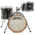 "Batterie acoustique Gretsch USA Broadkaster 18"" Black Glass"