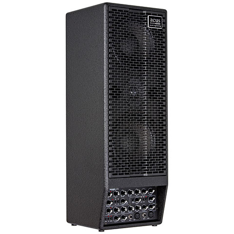 Acus Stage 350 black
