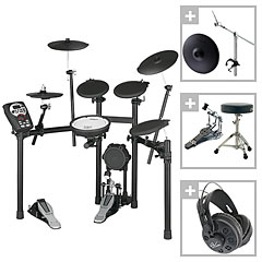 Roland TD-11K V-Compact Series Crash Bundle