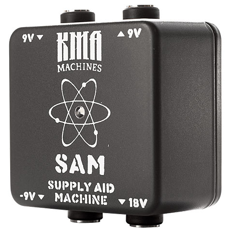 KMA Machines SAM Supply Aid Machine