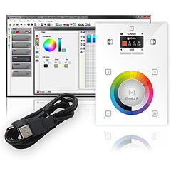 Daslight DVC4 DPad Gold B-Stock « Software de control