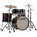 "Drumstel Sonor AQ2 22"" Brown Fade Stage Drumset, Drums, Drums/Percussie"