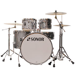"Sonor AQ2 22"" Titanium Quartz Stage Drumset « Batterie acoustique"