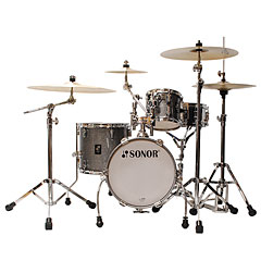 "Sonor AQ2 14"" Titanium Quartz Martini Drumset « Drum Kit"