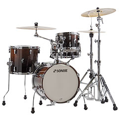 "Sonor AQ2 16"" Brown Fade Safari Drumset « Drum Kit"