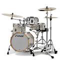 """Schlagzeug Sonor AQ2 16"""" White Pearl Safari Drumset"""
