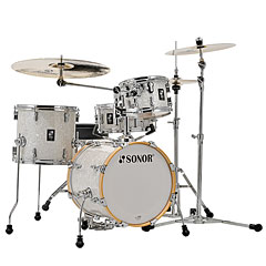 "Sonor AQ2 16"" White Pearl Safari Drumset « Drum Kit"