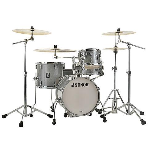 """Sonor AQ2 16"""" Titanium Quartz Safari Drumset"""