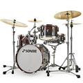 """Schlagzeug Sonor AQ2 18"""" Brown Fade Bop Drumset"""