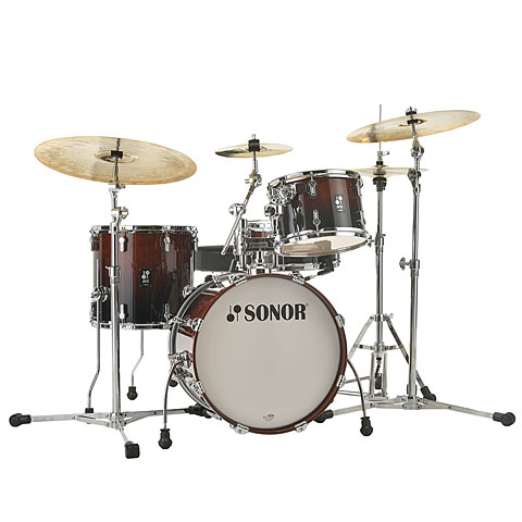 Sonor AQ2 18  Brown Fade Bop Drumset