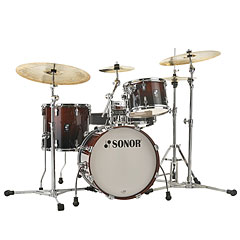 "Sonor AQ2 18"" Brown Fade Bop Drumset « Drum Kit"