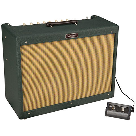 Fender Blues Deluxe Emerald Green