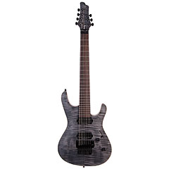 Mayones Setius 7 Pro Trans Graphite Matt « Electric Guitar