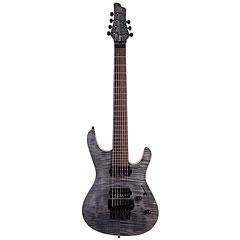 Mayones Setius 7 Pro Trans Graphite Matt  «  Electric Guitar