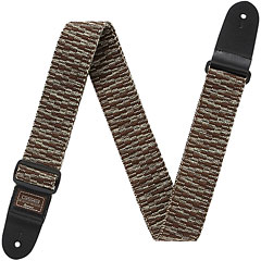 Ibanez GSB50-C8 Braided Guitar Strap « Sangle guitare/basse