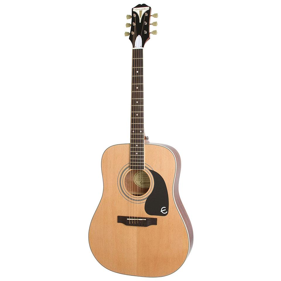 epiphone pro 1 plus acoustic na acoustic guitar. Black Bedroom Furniture Sets. Home Design Ideas