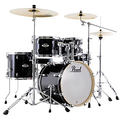 "Pearl Export 18"" Jet Black Compact Drumset « Drum Kit"