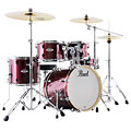 "Pearl Export 18"" Black Cherry Glitter Compact Drumset « Drum Kit"