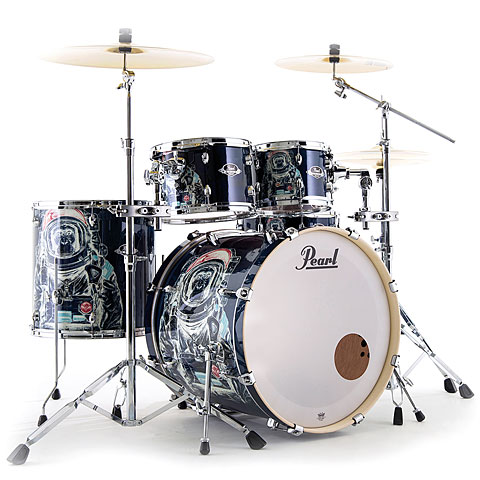 Pearl Export 22  Space Monkey LTD Drumset