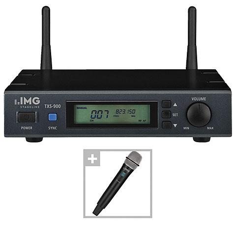 IMG Stageline TXS-900 Mikrofon-Set