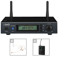 IMG Stageline TXS-900 Headset-Set « Wireless Systems