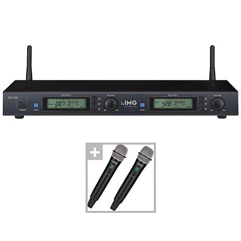 IMG Stageline TXS-900 Dual-Mikrofon-Set