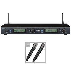 IMG Stageline TXS-900 Dual-Mikrofon-Set « systèmes micro sans fil