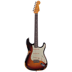 Fender CustomShop Ltd Edition 1960 Relic Stratocaster 3TS « Guitarra eléctrica