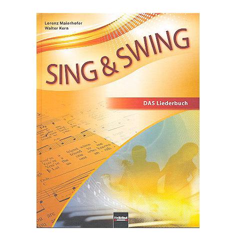 Helbling Sing & Swing - DAS Liederbuch (gebunden)