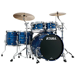 Tama Starclassic Performer 22  Lacquer Ocean Blue Rippl