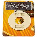 Κάλυμμα δίσκου Crazyparts Art of Aging Pokerchip, Ivory, Aged