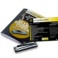 C.A. Seydel Söhne Soundcheck Vol. 1  - Blues Beginner Pack « Richter Harmonica