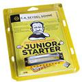 Armonica a bocca Richter C.A. Seydel Söhne Just Play Harmonica - Junior Starter Kit