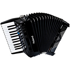 Roland V-Accordion FR-1X BK « Tasten-Akkordeon