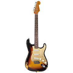 Fender CustomShop Ltd Edition 1959 Relic Stratocaster 3TS « E-Gitarre