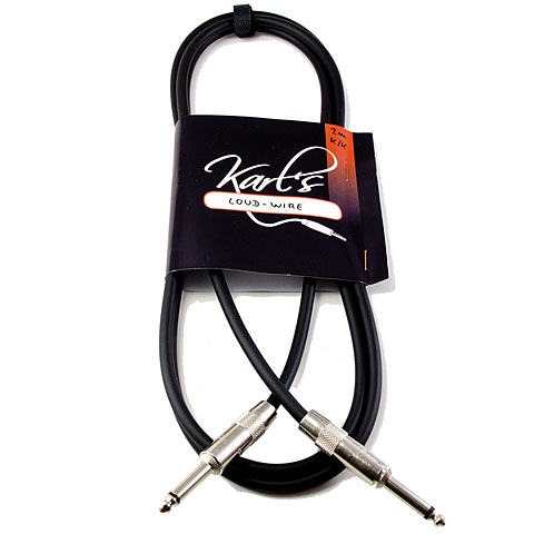 Karl's Loud-Wire 2 m K/K