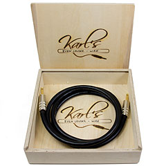 Karl's Even-Louder-Wire 2 m K/K « Cable para altavoces