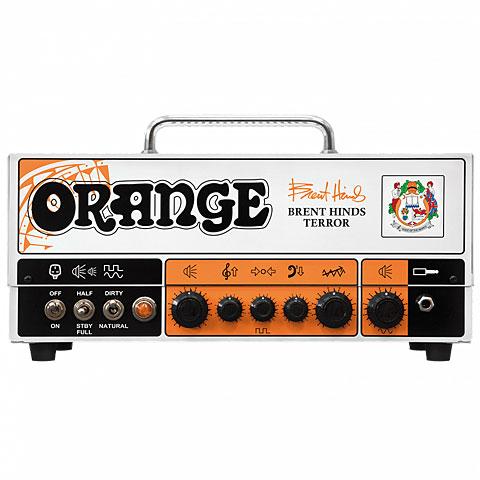Cabezal guitarra Orange Brent Hinds Terror