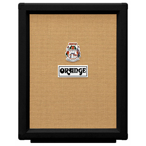Box E-Gitarre Orange PPC212V BLK